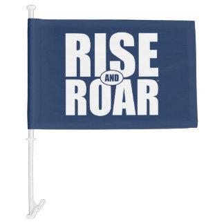 BYU Rise and Roar Car Flag