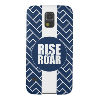 BYU Rise and Roar | Fret Pattern Case For Galaxy S5