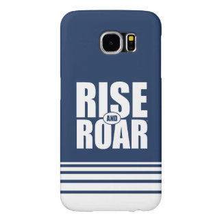 BYU Rise and Roar | Stripes Samsung Galaxy S6 Cases