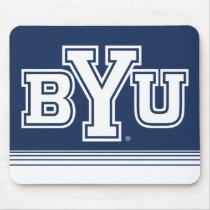 BYU | Stripes Mouse Pad