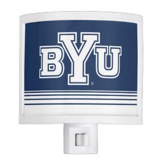 BYU | Stripes Night Light