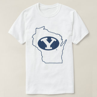BYU Wisconsin T-Shirt