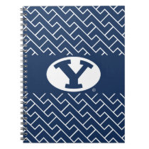 BYU Y | Fret Pattern Notebook