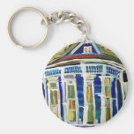 Bywater Blue Keychain