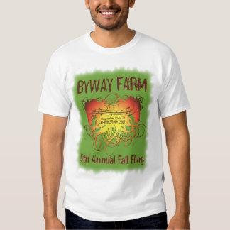 Byway Farm 5th Annual Fall Fling T-Shirt