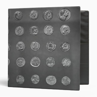 Byzantine and Roman coins, 04-10th century Vinyl Binders