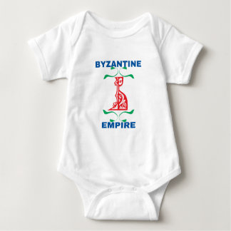 byzantine baby bodysuit