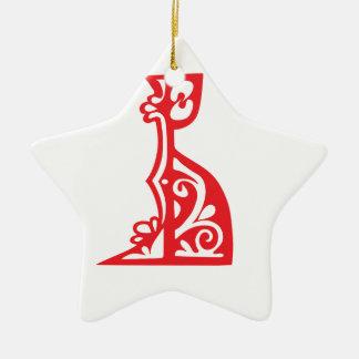 byzantine ceramic ornament