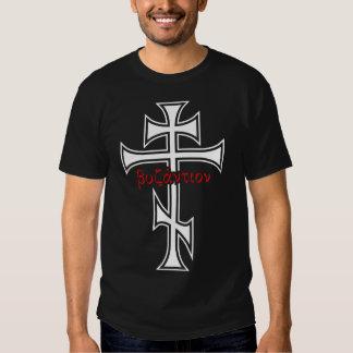 Byzantine Cross & Eagle Shirt