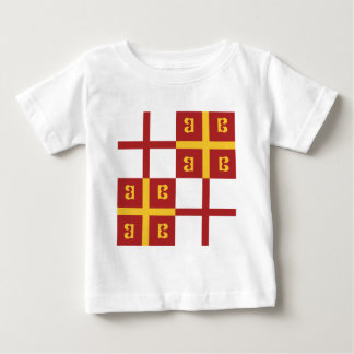 Byzantine Empire Flag Baby T-Shirt