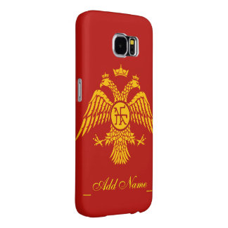 Byzantine Empire Flag Samsung Galaxy S6 Case