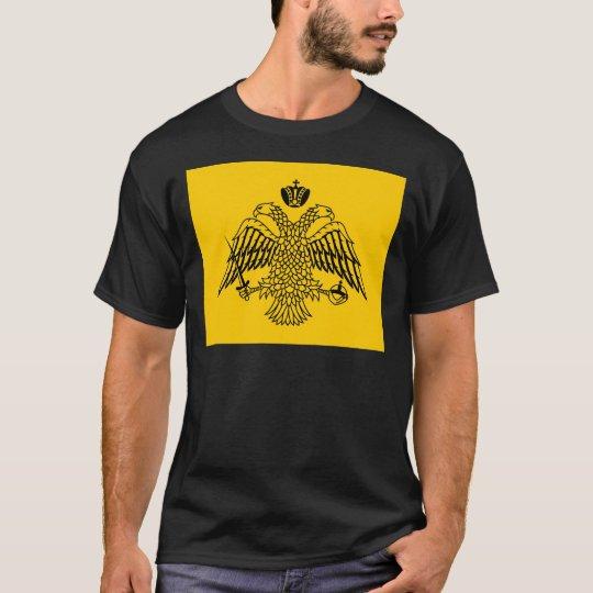 Byzantine Empire Flag T-Shirts