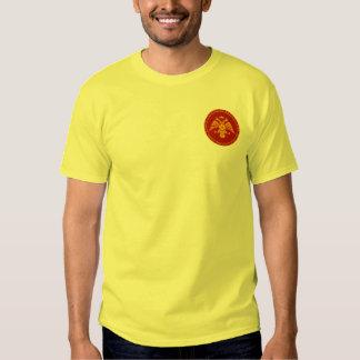 Byzantine Empire Palaiologos Seal Tee Shirt