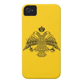 Byzantine Flag iPhone 4 Case-Mate Case