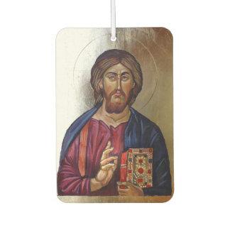 Byzantine Icon of Christ Pantocrator
