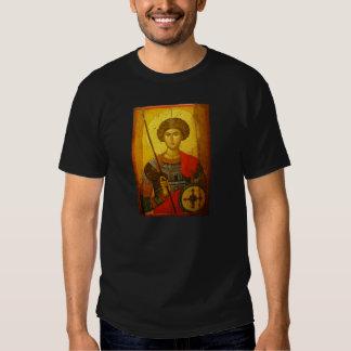 Byzantine Knight T Shirt
