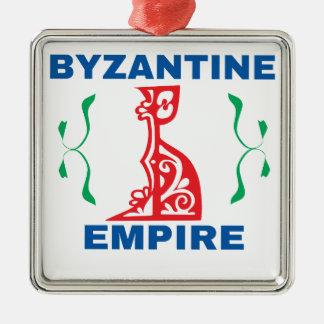 byzantine metal ornament