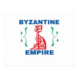 byzantine postcard