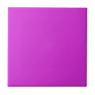 BYZANTINE PURPLE LIGHT (solid color) ~ Tile