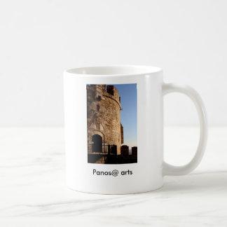 Byzantine walls, Thessaloniki, Greece Coffee Mug