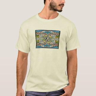 BZ Art: Camp FEMA T-Shirt