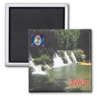BZ - Belize - San Antonio Falls, Toledo Magnet