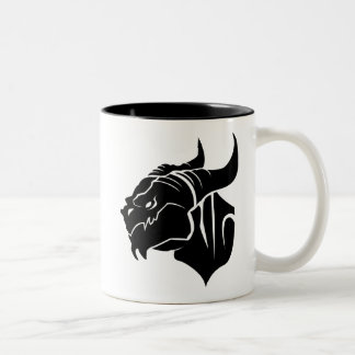 BZ Two-Tone COFFEE MUG