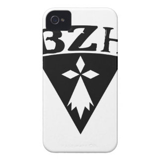 BZH Breizh Brittany iPhone 4 Case