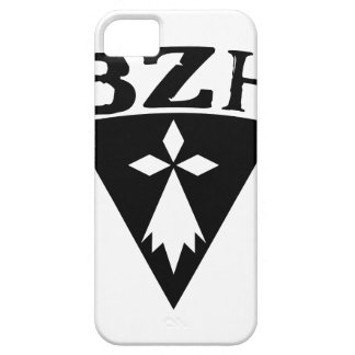 BZH Breizh Brittany iPhone 5 Covers