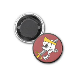 BZRD Zombie Killer Logo Magnet