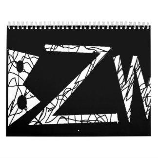 BZW Calendar 2008