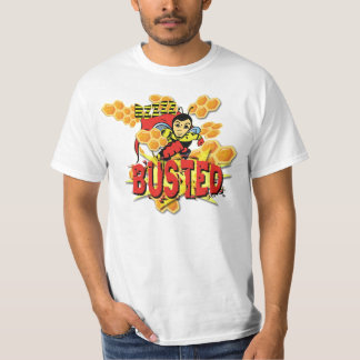 Bzzzz Busted Logo T-Shirt