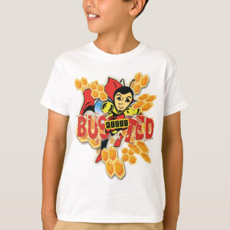 Bzzzz Busted Protected Kids Tee