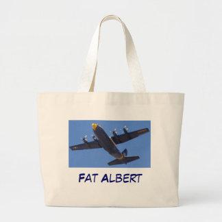 C130 Albert gordo, Albert gordo Bolsa Tela Grande