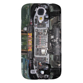 C141 Starlifter Aircraft Cockpit Galaxy S4 Case