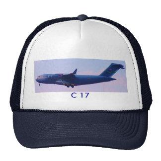 C17, C 17 GORRAS
