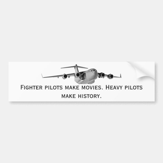 Youtube earthlings movie bumper sticker zazzle c17 fighter pilots make movies heavy pilots m m4hsunfo