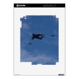 C17A Globemaster And BAE125 iPad 2 Decal
