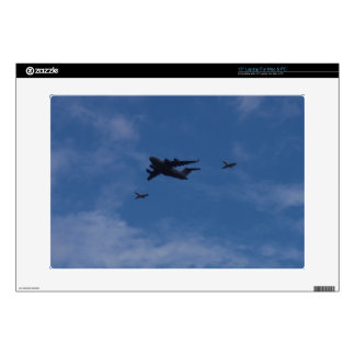 """C17A Globemaster And BAE125 Skins For 15"""" Laptops"""