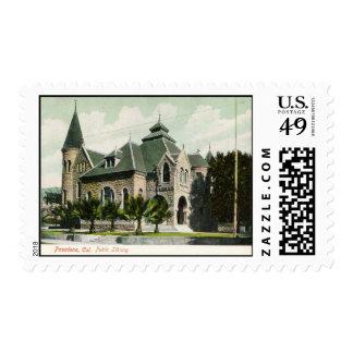 c1910 biblioteca pública, Pasadena, CA Envio