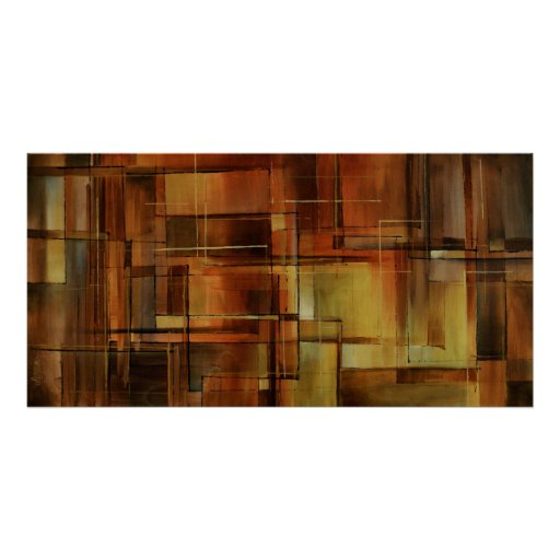 c218 abstract design print