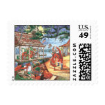 C3A Dancin' in the Moonlight Sm Postage Stamp