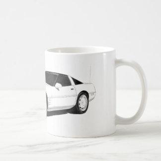 C4 Corvette Mugs