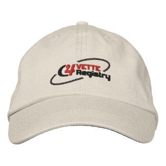 C4VR Logo Embroidered Light Hat