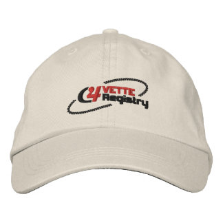 C4VR Logo Embroidered Light Hat