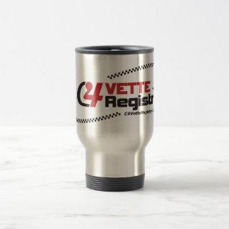 C4VR Logo Mug