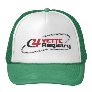 C4VR Logo Trucker Hat