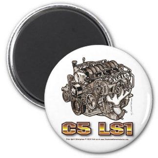 C5-LS1 2 INCH ROUND MAGNET