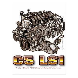 C5-LS1 POSTCARD