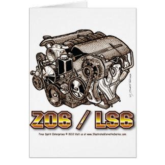 C5 Z06 LS6 FELICITACION